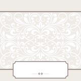Invitation card. Royalty Free Stock Photos