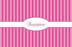 Invitation de Backgroung Photographie stock