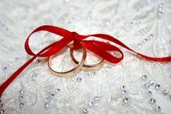 Invitation de mariage Images stock