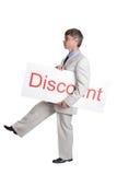 Invitation de vente Images stock
