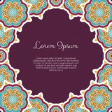 Abstract ornamental background Royalty Free Stock Photos