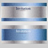 Invitation luxury card royalty free stock images
