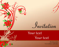 Invitation meeting rewarding Royalty Free Stock Image