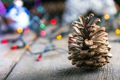 invitation new year Стоковые Изображения