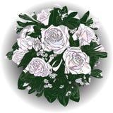 Invitation or postcard Royalty Free Stock Image