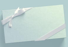 Invitation card for special occasions Stock Photos