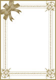 Invitation template Royalty Free Stock Photo