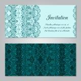 Invitation template Stock Photos