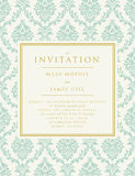 Invitation To The Wedding Or Announcements Stock Images