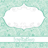 Invitation to the wedding Royalty Free Stock Photography