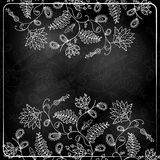 Invitation  Typographic Background Royalty Free Stock Images