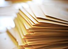 invitations Photographie stock