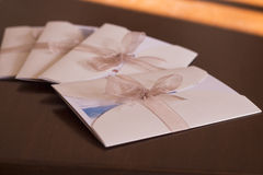 Invitations Stock Images