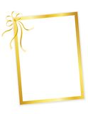 Invito di cerimonia nuziale royalty illustrazione gratis