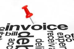 Invoice Stock Photos