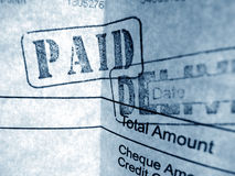 Invoice Stock Images