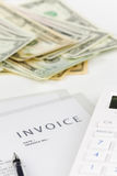 Invoice Stock Photos