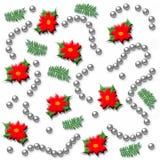 Involucro della stella di Natale illustrazione vettoriale