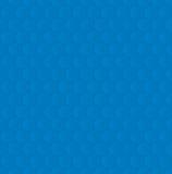 Involucro di bolla Modello senza cuciture neutrale blu per progettazione moderna dentro illustrazione vettoriale