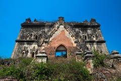 Inwa Ancient Wall Royalty Free Stock Photography