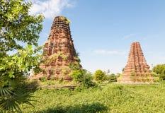 Inwa ou Ava, Burma imagens de stock