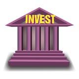 inwestuje Zdjęcie Stock