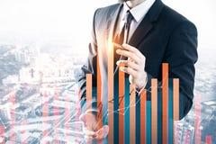 Inwestycja i pieniądze pojęcie obrazy stock