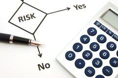 inwestycja ryzykowna Obraz Stock
