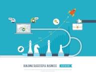 Inwestycja w edukaci Rozwój Biznesu Zdjęcie Stock