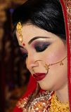 Inwoner van Bangladesh Bruid Royalty-vrije Stock Fotografie