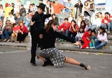 Inwoners van Argentinië royalty-vrije stock foto