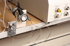Inyector de la muestra Fotografía de archivo