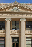 Inyo County Court House Royalty Free Stock Photos