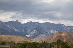 Inyo Mountains Royalty Free Stock Image