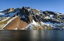 Inyo National Forest - Ellery Lake - Yosemite Stock Image