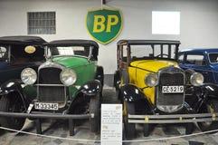 Inzameling van Auto's Salvador Claret royalty-vrije stock fotografie