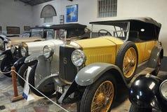 Inzameling van Auto's Salvador Claret royalty-vrije stock foto's