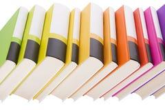 Inzameling van boeken royalty-vrije stock afbeelding