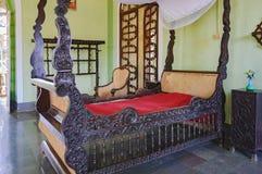 Inzameling van het Huis van Menezes Braganza Pereira, India Stock Fotografie
