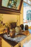 Inzameling van het Huis van Menezes Braganza Pereira, India Stock Afbeeldingen