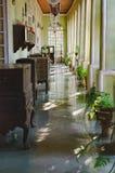Inzameling van het Huis van Menezes Braganza Pereira, India Royalty-vrije Stock Foto