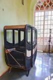Inzameling van het Huis van Menezes Braganza Pereira, India Stock Afbeelding
