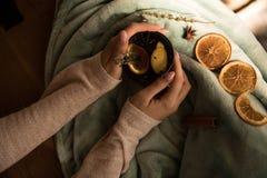 Inzameling van hete dranken in een glas met dubbele geïsoleerde muren Cacao, koffie, thee royalty-vrije stock foto