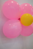 Inzameling van kleurenballons Royalty-vrije Stock Afbeelding