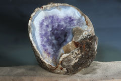 Inzameling van mineralen Royalty-vrije Stock Fotografie