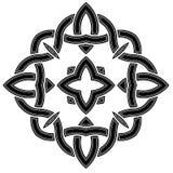 Inzamelings van Keltische, Chinese en andere knopen - Illustratie Stock Afbeeldingen