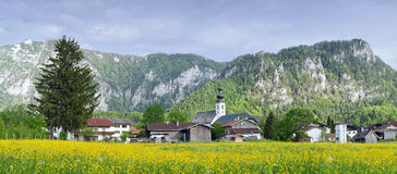 Inzell, Bavaria Stock Photo