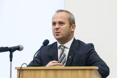 Ioan Vasile Abrudan Stock Photo