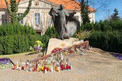 Ioannes Paulus pp II Image libre de droits
