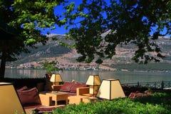 Ioannina Grecia immagine stock